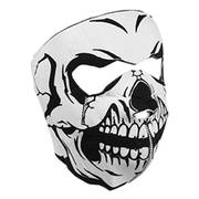 Мото маска Skull Neoprene Face Mask