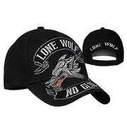 Кепка Lone Wolf Ball Cap