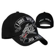 Lone Wolf Ball Cap