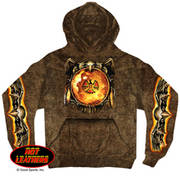 Native Skin Pocket Hoodie