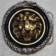 Lion Head Snake Border