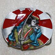 Samurai Buckle