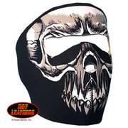 Мото маска Evil Skull Face Mask