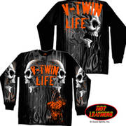 Double X Long Sleeve T-Shirt