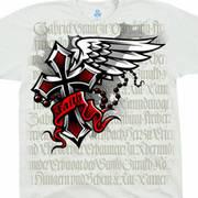 Этническая футболка Faith