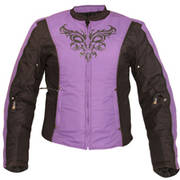 Women's Purple Armored Jacket