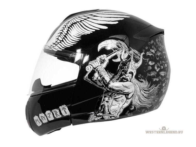 HJC ISMax 2 Element Modular Snowmobile Helmet with