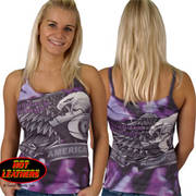 Футболка Леди Байкер Ghost Eagle Tank Top
