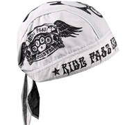 Ride Fast Ride Forever Headwrap