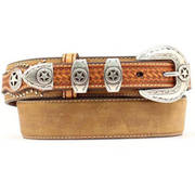 Nocona Light Brown Ranger Belt