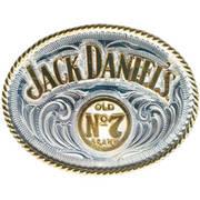 German Silver Jack Daniels