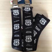 Подтяжки Route 66
