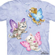 Детская Butterfly Kitten Fairies
