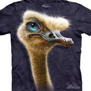 Ostrich Totem