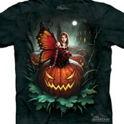 Футболка на Halloween Pumpkin Fairy