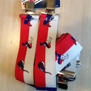 Подтяжки Texas Western Suspenders