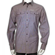 Barstow-Workshirt-charcoal - M