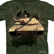 M1 Abrams Tank Breakthru