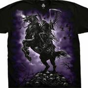 Футболка фэнтези Death Rider
