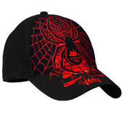 Black Widow Ball Cap
