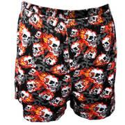 Mirror Skulls Boxer Shorts
