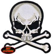 Нашивка Skull & Bones Classic Patch