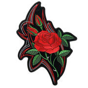 Mirror Roses Patch