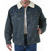 Western Styled Denim Jacket