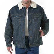 Классическая куртка Western Styled Denim Jacket