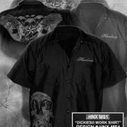 Хлопковая рубашка Work Shirt 1