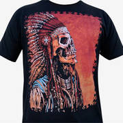 Mens Spirit of a Nation Tee