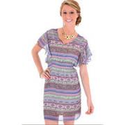 Платье / Юбка LWD330M Dress Pink Multi