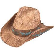 Соломенная шляпа Australian Raffia