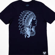 Футболка Indian Head Navy Tee