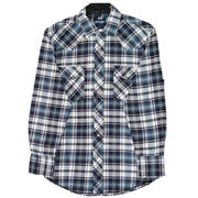 Рубашка Flannel Plaid Shirt
