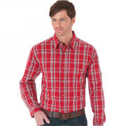 Red Plaid Shirts