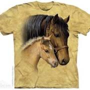 Футболка с лошадью Gentle Touch