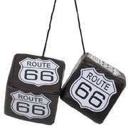 Сувенир / Подарок Кубики Подвеска Route 66