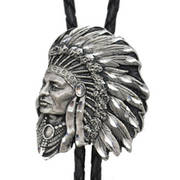 Галстук боло Indian Chief Bolo Tie