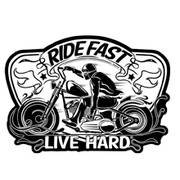 Нашивка Ride Fast Patch