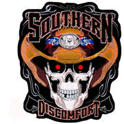 Southern Discomfort Patch