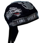 Lone Wolf Headwrap