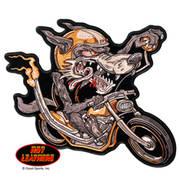 Нашивка Wolf Rider Patch