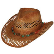 Соломенная шляпа Mesquite