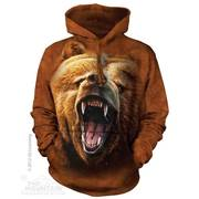Балахон / Толстовка Grizzly Growl Hoodie