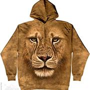 Балахон / Толстовка Lion Warrior Hoodie