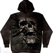 Балахон / Толстовка Breakthrough Skull Hoodie