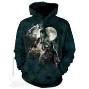 Балахон / Толстовка Three Wolf Moon Classic Hoodie