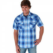 Blue 20X Short Sleeve Shirt