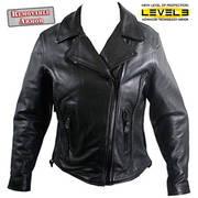 Ladies Braided Premium Leather